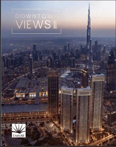 Down Town Views II, Tower 2, Direct Access to Dubai Mall