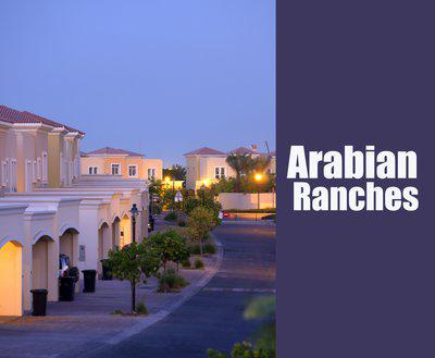 Arabian Ranches-20/80 LIMITED TIME OFFER
