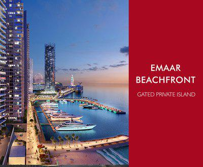 EMAAR BEACHFRONT-GATED PRIVATE ISLAND