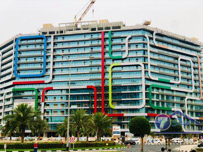 Apartment for Sale in Arabian Gates at Dubai Silicon Oasis Dubai