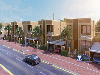 Villa House for Sale in SAAM Vega at Falcon City of Wonders Dubai