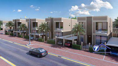 Villa House for Rent in Eastern Residences at Falcon City of Wonders Dubai