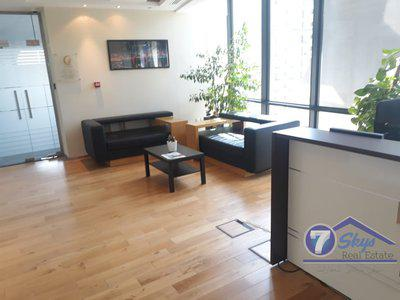 Half floor for Rent in O14 at Business Bay Dubai