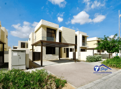 Villa House for Rent in Akoya Park at DAMAC Hills (Akoya by DAMAC) Dubai