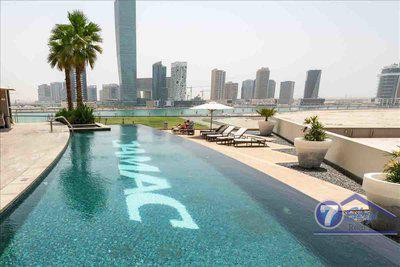 Apartment for Rent in Bay's Edge at Business Bay Dubai
