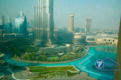 Apartment for Rent in The Residences at Downtown Dubai Dubai