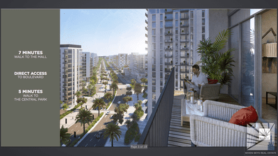 Apartment for Sale in Park Heights at Dubai Hills Estate Dubai