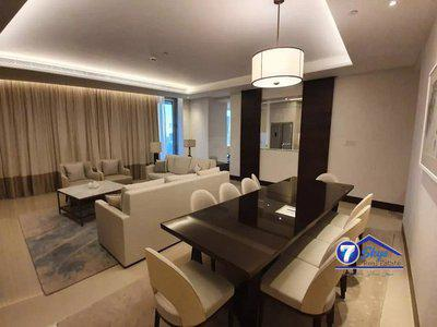 Apartment for Rent in The Address Sky View Towers at Downtown Dubai Dubai