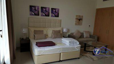Apartment for Rent in Lincoln Park at Arjan Dubai