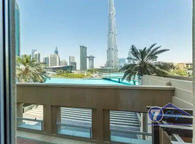 Villa House for Rent in The Residences at Downtown Dubai Dubai