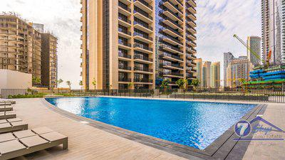 Apartment for Rent in BLVD Crescent at Downtown Dubai Dubai