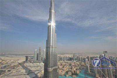 Penthouse for Rent in Burj Vista at Downtown Dubai Dubai