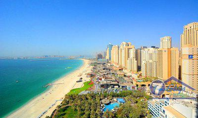 Apartment for Rent in Rimal at Jumeirah Beach Residence Dubai