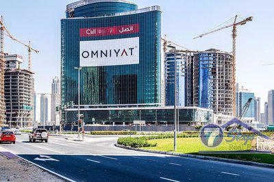 Office Space for Rent in The Binary Tower at Business Bay Dubai