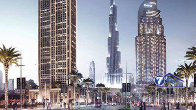 Apartment for Sale in Burj Crown at Downtown Dubai Dubai