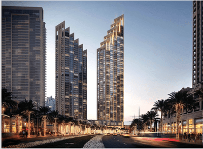 Apartment for Sale in BLVD Heights at Downtown Dubai Dubai