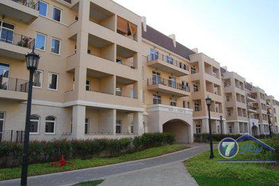 Apartment for Rent in Norton Court at Motor City Dubai