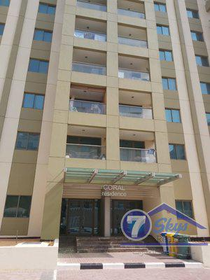 Apartment for Rent in Coral Residence at Dubai Silicon Oasis Dubai