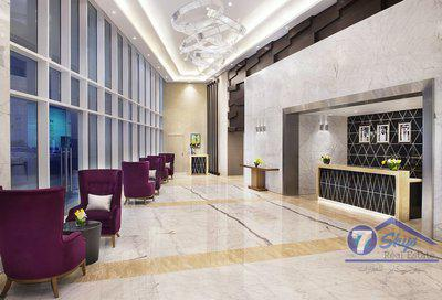 Apartment for Rent in DAMAC Maison The Vogue at Business Bay Dubai