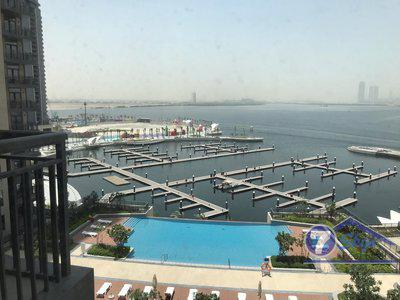 Apartment for Rent in Dubai Creek Residence Tower 2 North at Dubai Creek Harbour (The Lagoons) Dubai