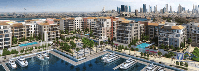 Apartment for Sale in La Mer at Jumeirah Dubai