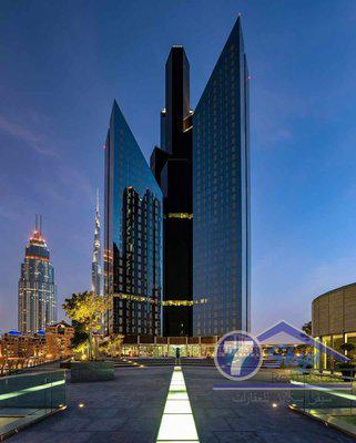 Apartment for Rent in Central Park Tower at DIFC Dubai