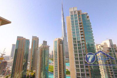 Apartment for Sale in Boulevard Central Towers at Downtown Dubai Dubai