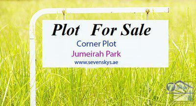 Plot for Sale in  at Jumeirah Park Dubai