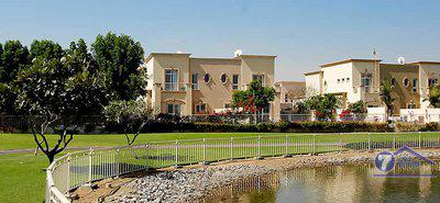 Townhouse for Rent in  at The Lakes Dubai