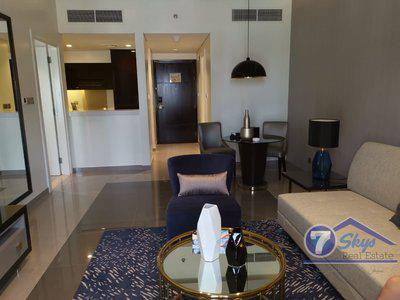 Apartment for Rent in DAMAC Majestine at Business Bay Dubai