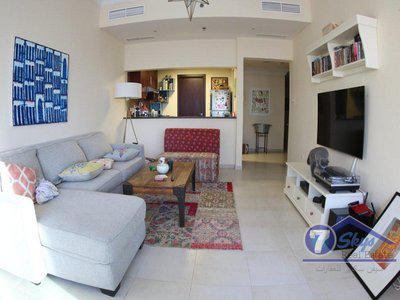 Apartment for Rent in Lake Allure at Jumeirah Lake Towers Dubai