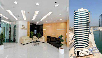 Office Space for Sale in XL Tower at Business Bay Dubai