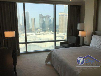 Apartment for Rent in The Address Residence Fountain Views at Downtown Dubai Dubai