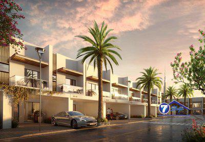 Townhouse for Sale in District 7 at Mohammed Bin Rashid City Dubai