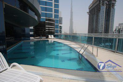 Apartment for Rent in Falcon Tower at Business Bay Dubai