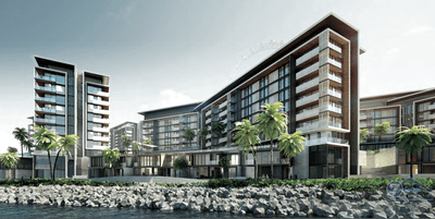 Apartment for Sale in Bluewaters Residences at Bluewaters Dubai