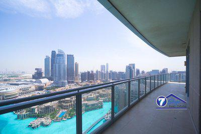 Penthouse for Rent in The Residences at Downtown Dubai Dubai
