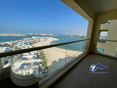 Apartment for Rent in Shoreline Apartments at Palm Jumeirah Dubai