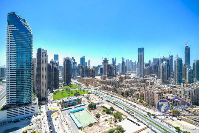 Apartment for Rent in Burj Views at Downtown Dubai - Dubai
