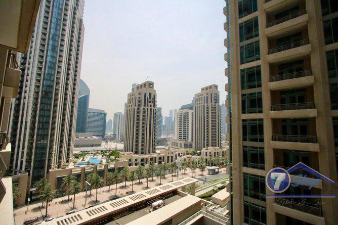 Apartment for Sale in Boulevard Central Towers at Downtown Dubai - Dubai
