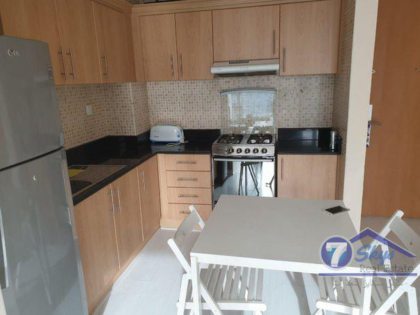 Apartment for Rent in Mayfair Residency  at Business Bay - Dubai
