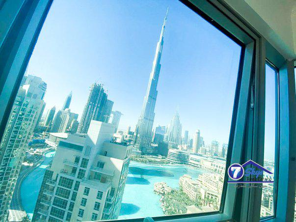 Apartment for Rent in The Residences at Downtown Dubai - Dubai