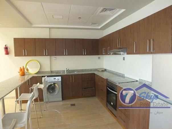 Apartment for Rent in Binghatti Apartments at Dubai Silicon Oasis - Dubai