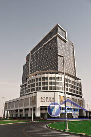 Office Space for Rent in Sobha Sapphire at Business Bay - Dubai