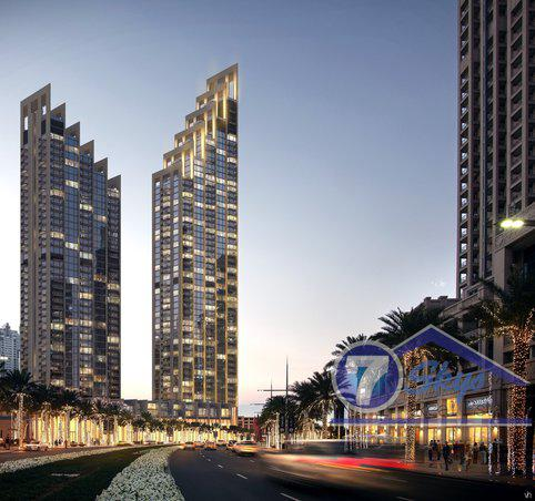 Apartment for Sale in BLVD Heights at Downtown Dubai - Dubai