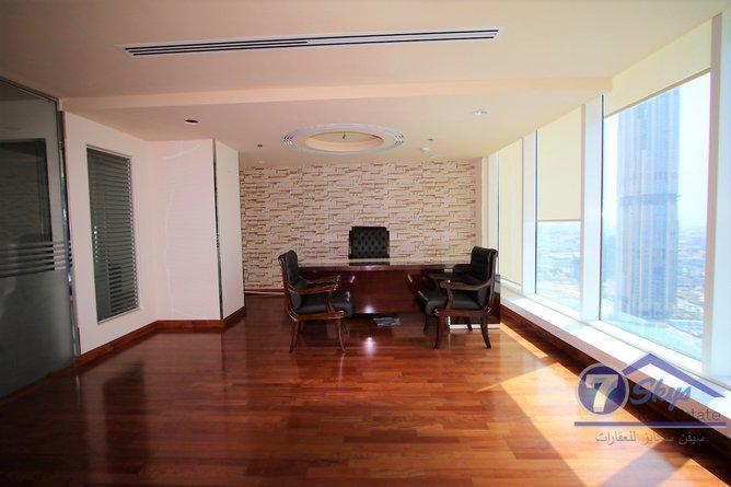 Office Space for Rent in Al Manara Tower at Business Bay - Dubai