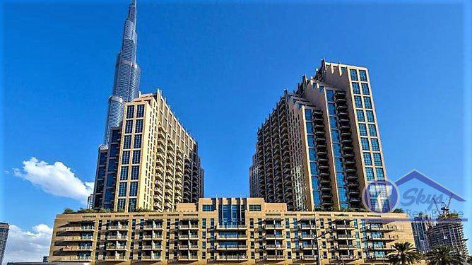 Apartment for Sale in Standpoint Towers at Downtown Dubai - Dubai
