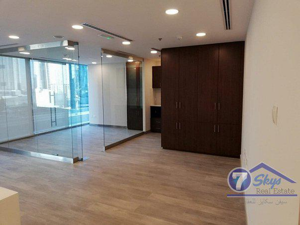 Office Space for Rent in The Binary Tower at Business Bay - Dubai