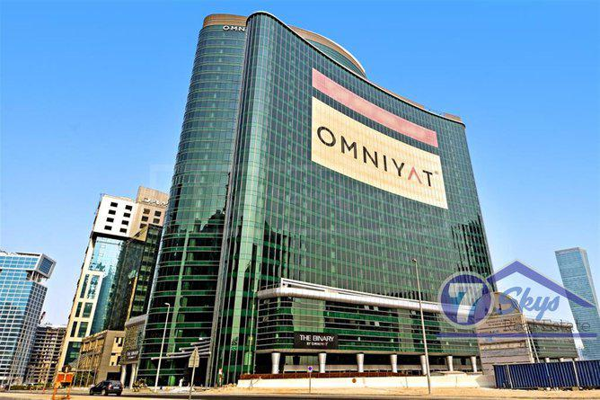 Office Space for Sale in The Binary Tower at Business Bay - Dubai