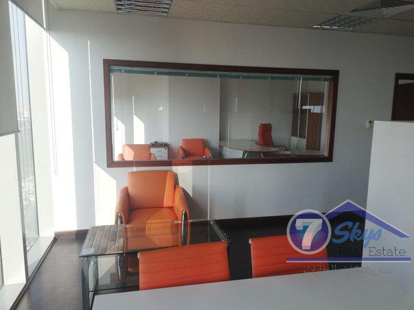 Office Space for Rent in The Prism at Business Bay - Dubai